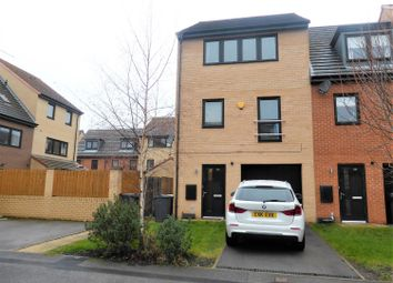 Thumbnail 5 bed town house to rent in Stables Way, Wath-Upon-Dearne, Rotherham