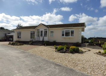 Thumbnail 2 bed mobile/park home for sale in Springfield, Four Seasons, Winkleigh