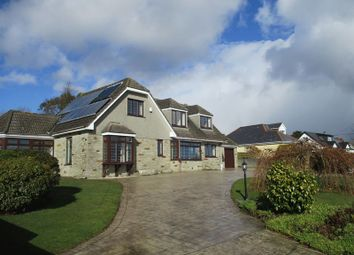 Thumbnail 3 bed detached house for sale in Truro Road, Sticker, St. Austell