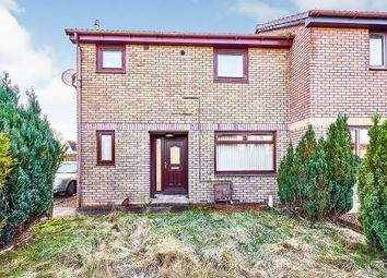 Thumbnail 3 bed semi-detached house for sale in Campbell Court, Lochmaben, Lockerbie, Dumfries And Galloway