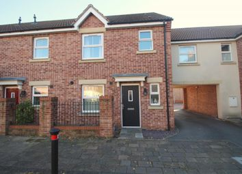 Thumbnail 3 bed end terrace house for sale in Scotsman Drive, Scawthorpe, Doncaster