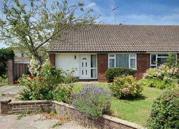 Thumbnail 2 bed semi-detached bungalow for sale in Ainsdale Close, Durrington, Worthing, West Sussex