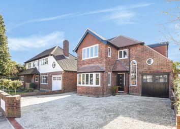 "5 bed detached house for sale in Branksome Way, ""Premier Coombeside"", New Malden KT3"