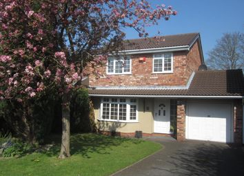 Thumbnail 4 bed detached house to rent in Bentley Drive, Crewe
