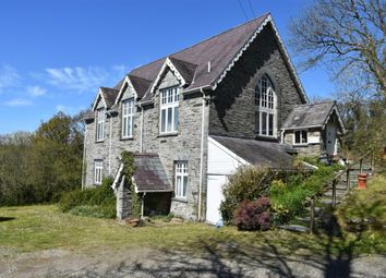 Thumbnail 6 bed detached house for sale in Cenarth, Newcastle Emlyn