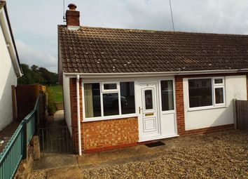 Thumbnail 1 bedroom terraced bungalow to rent in St. Andrews Way, Necton, Swaffham