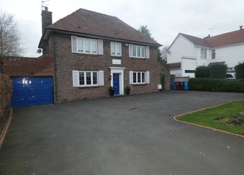 Thumbnail 5 bed detached house for sale in Blue Bell Lane, Huyton, Liverpool