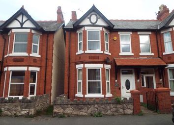 Thumbnail 4 bed semi-detached house for sale in Cadwgan Road, Old Colwyn, Colwyn Bay, Conwy