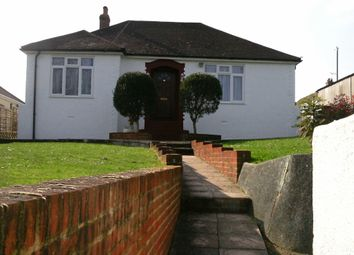 Thumbnail 2 bed detached bungalow to rent in Church Path, Greenhithe