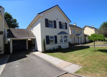 Thumbnail 4 bed detached house for sale in Lower Cross Road, Bickington, Barnstaple