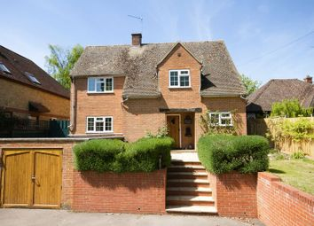 Thumbnail 4 bed detached house for sale in Church Road, Brackley