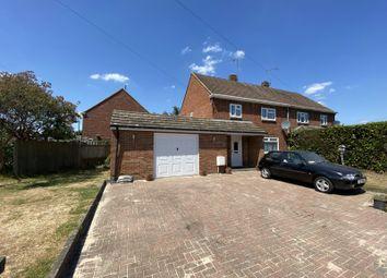 Somerville Crescent, Yateley, Hampshire GU46. 3 bed semi-detached house
