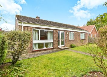 Thumbnail 2 bedroom detached bungalow for sale in Hall Lane, Hingham, Norwich