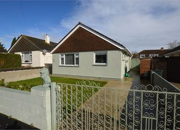 Thumbnail 2 bed detached bungalow for sale in Sharps Close, Heathfield, Newton Abbot, Devon.