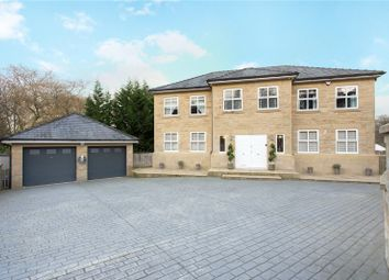 Thumbnail 5 bed detached house for sale in Brookthorpe Meadows, Walshaw, Bury, Greater Manchester