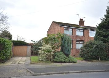 Thumbnail 2 bed semi-detached house for sale in Grangemeadow Road, Woolton, Liverpool