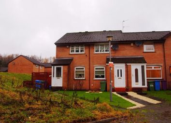 Thumbnail 2 bedroom terraced house to rent in Hogarth Gardens, Carntyne, Glasgow
