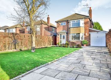 Thumbnail 3 bed detached house for sale in Buckingham Road, Wilmslow