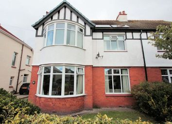 Thumbnail 4 bed semi-detached house for sale in Elm Grove, Rhyl