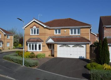 Thumbnail 4 bed detached house for sale in Craig Lea, Taunton, Somerset