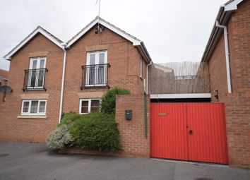 Thumbnail 1 bed terraced house for sale in Rockwood Close, Knottingley, West Yorkshire