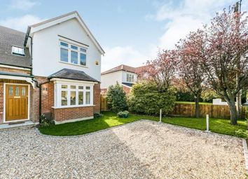Thumbnail 2 bed semi-detached house for sale in Normandy, Guildford, Surrey