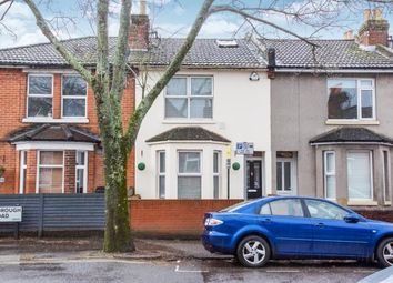 Thumbnail 3 bedroom terraced house for sale in Desborough Road, Eastleigh