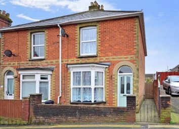 Thumbnail 2 bedroom semi-detached house for sale in Heytesbury Road, Newport, Isle Of Wight