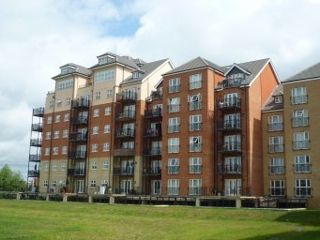 Thumbnail 1 bed flat to rent in Britannia House, Bedford, Bedfordshire
