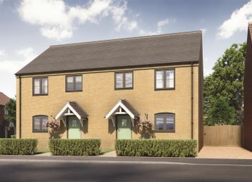 Thumbnail 3 bed semi-detached house for sale in Kings Close, Scole, Diss