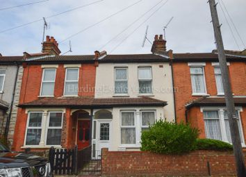 Thumbnail 3 bedroom terraced house for sale in The Grove, Southend-On-Sea, Essex