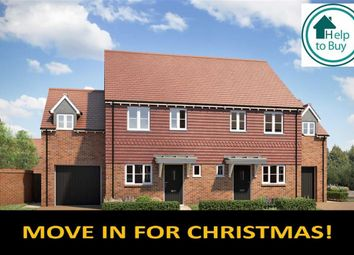 Thumbnail 3 bed semi-detached house for sale in Aylesbury Road, Aston Clinton, Aylesbury