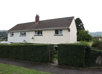 Thumbnail 3 bed semi-detached house for sale in Duffryn Fawr, Pentrebach, Merthyr Tydfil