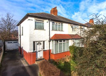 Thumbnail 3 bedroom semi-detached house for sale in Upland Grove, Leeds, West Yorkshire