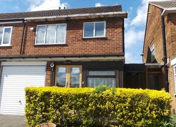 Thumbnail 3 bedroom semi-detached house for sale in Wyvis, Kingsbury Road, Minworth