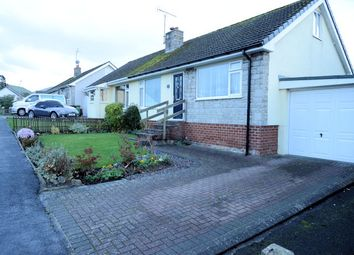 Thumbnail 3 bed semi-detached bungalow for sale in Y Groesffordd, Bryncrug