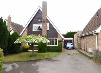 Thumbnail 3 bed detached house for sale in Station Road, Cogenhoe, Northampton
