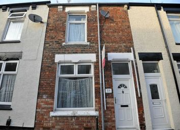 Thumbnail 3 bedroom terraced house for sale in Everett Street, Hartlepool, Durham