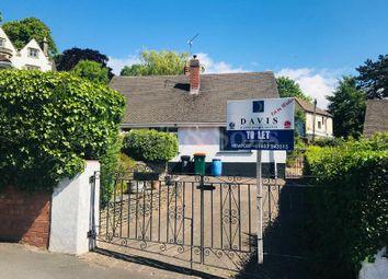 Thumbnail 2 bed detached house to rent in Dewsland Park Road, Newport, Newport.