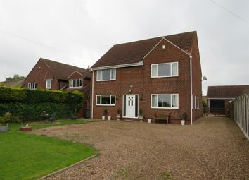 Thumbnail 4 bed detached house for sale in South Duffield Road, Osgodby, Selby