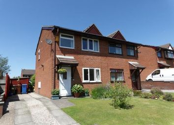 Thumbnail 3 bed semi-detached house for sale in Long Meadows, Chorley, Lancashire