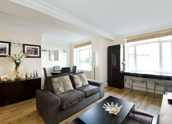 Thumbnail 1 bed flat to rent in Hyde Park Gate, South Kensington