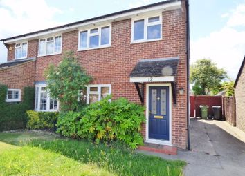 Thumbnail 3 bed semi-detached house to rent in Tudor Walk, Leatherhead