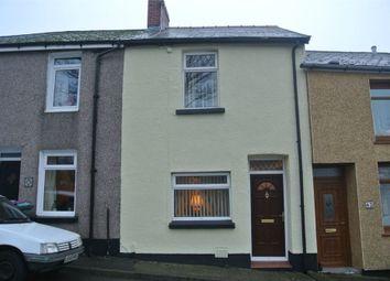 Thumbnail 2 bed terraced house for sale in Lower Hill Street, Blaenavon, Pontypool
