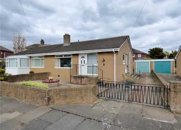 Thumbnail 2 bed semi-detached bungalow for sale in Crossfield, Carlisle, Cumbria