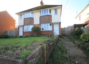 Thumbnail 2 bed semi-detached house to rent in Lower Road, Faversham