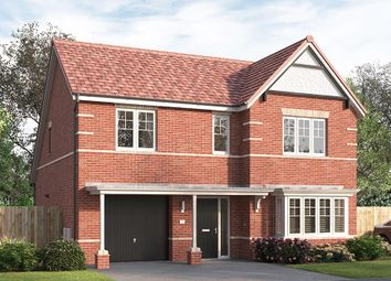 "4 bed detached house for sale in ""The Overbury "" at Leger Way, Intake, Doncaster DN2"