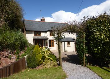 Thumbnail 4 bed property for sale in Rodhuish, Minehead