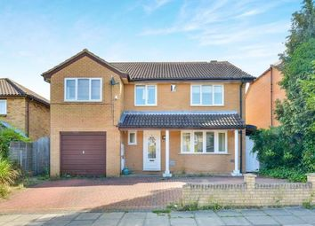 Thumbnail 5 bedroom detached house for sale in Illingworth Place, Oldbrook, Milton Keynes, Bucks