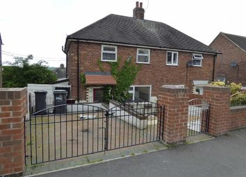 Thumbnail 2 bed semi-detached house for sale in Cherry Tree Road, Chesterton, Newcastle-Under-Lyme